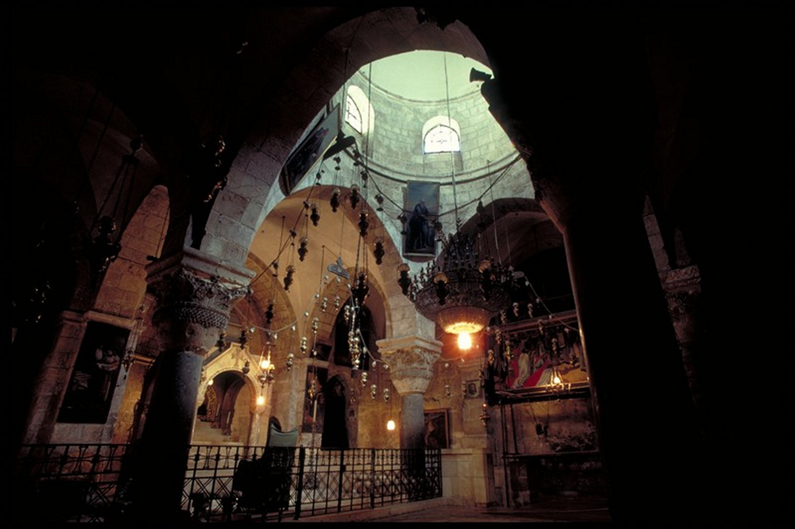 Chapel of Saint Helena