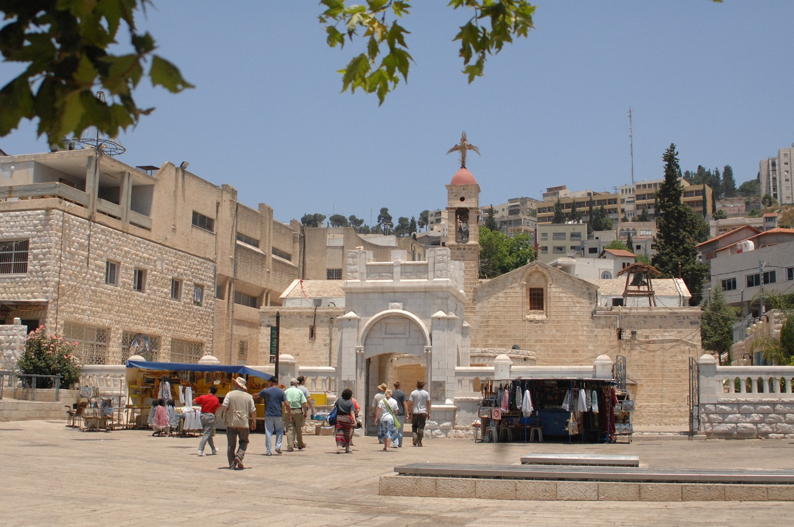 Greek Orthodox Diocese In Nazareth