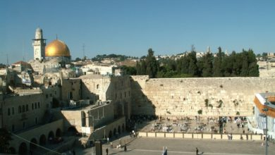 Photo of Spending Sabbath in the Western Wall of Jerusalem
