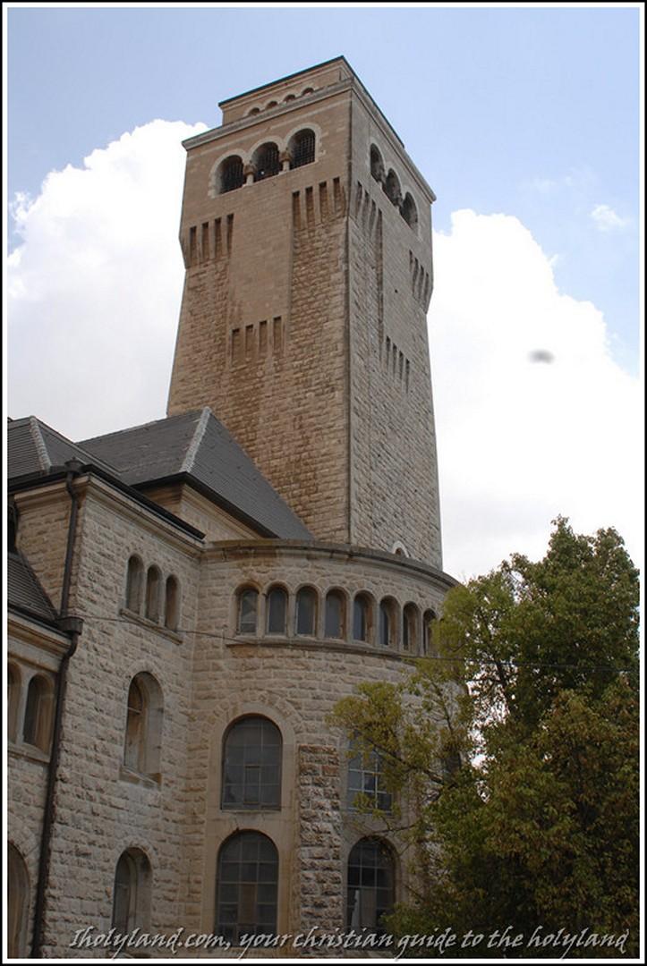 Church of Augusta Victoria