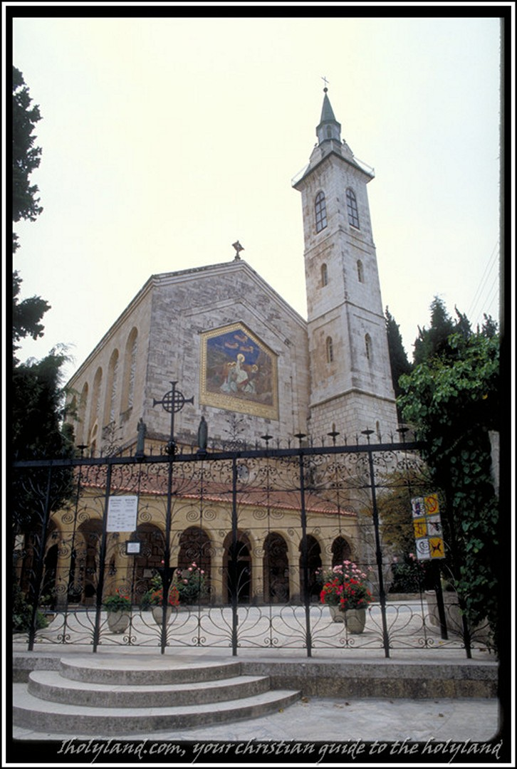 Church of the Agony