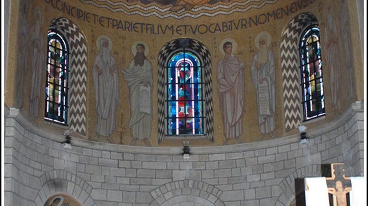 Dormition Abbey