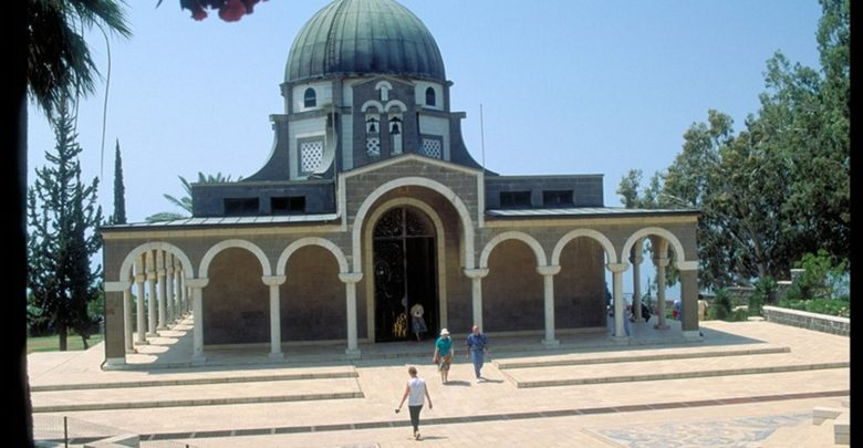 Church on the Mount of Beatitudes