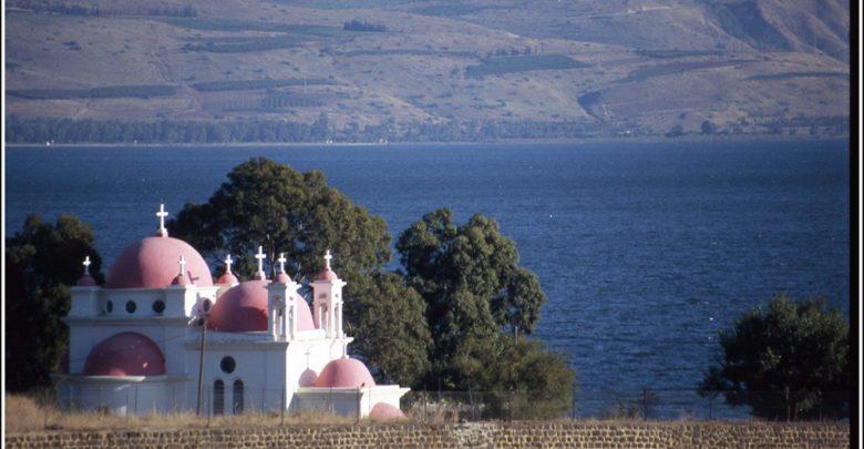 Orthodox Church in Capernaum