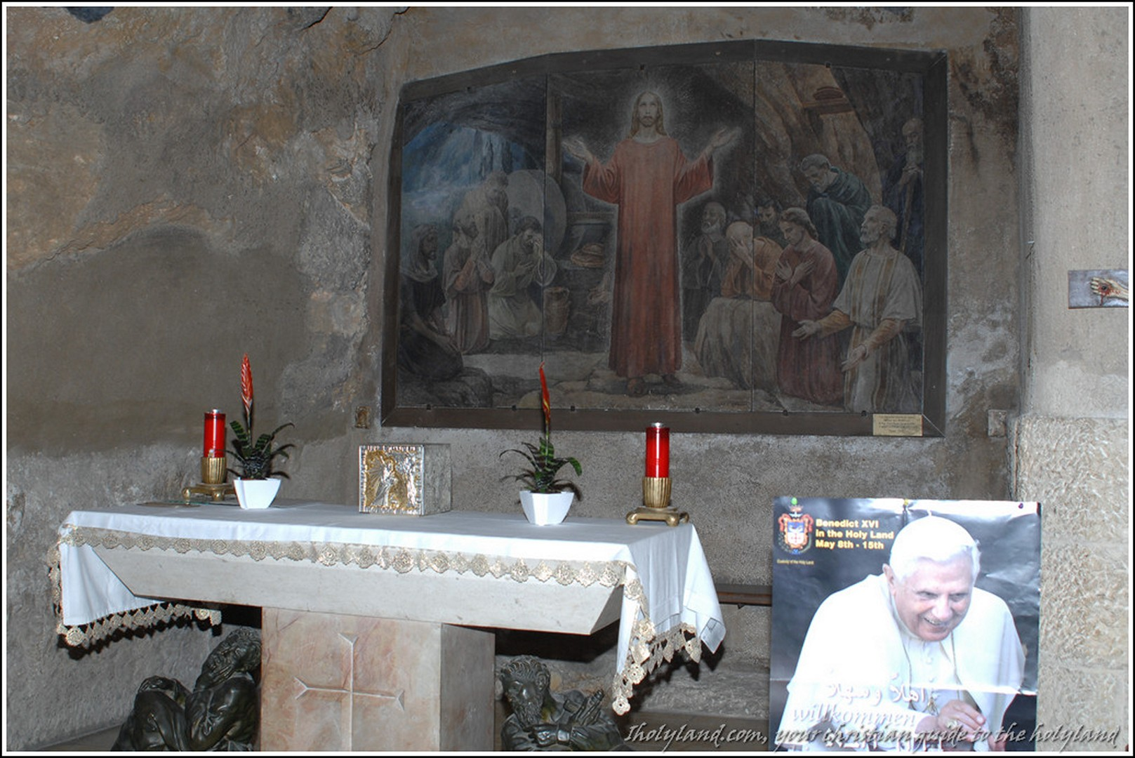 Grotto of Gethsemane