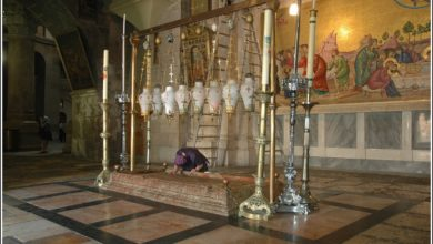 Photo of The Church of the Holy Sepulcher in Jerusalem