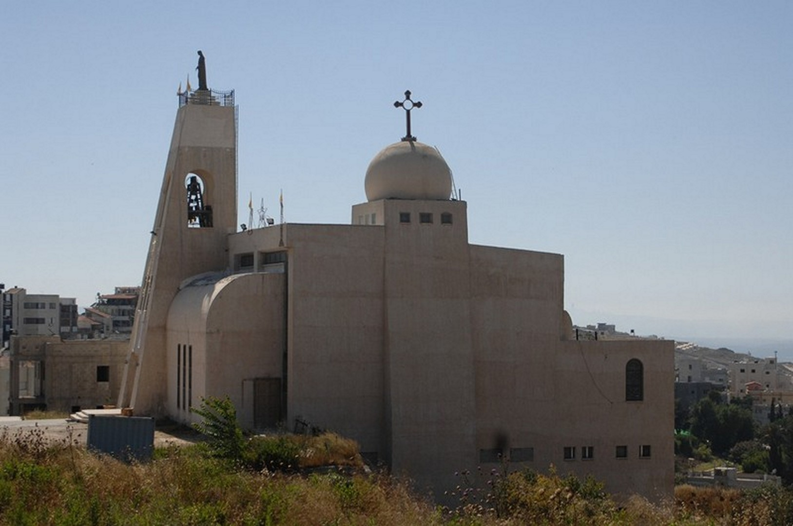 The New Maronite Church