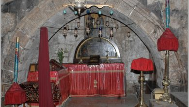Photo of Tomb of Lazarus