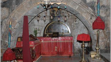 Photo of Tomb of Lazarus