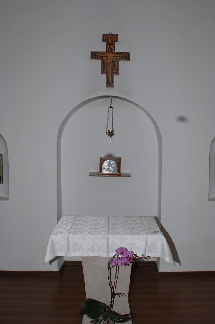 Wooden Cross Jerusalem