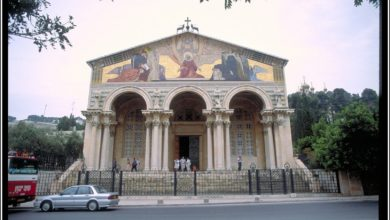 Photo of Gethsemane