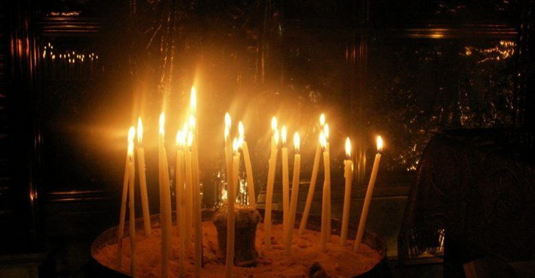 Lighting 33 Candles
