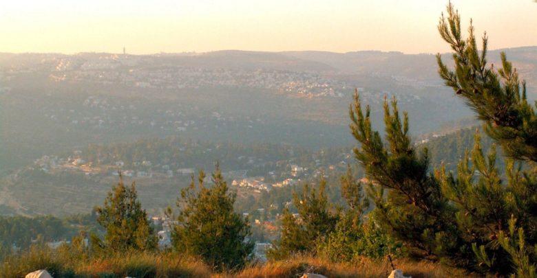 Vacation at Jerusalem