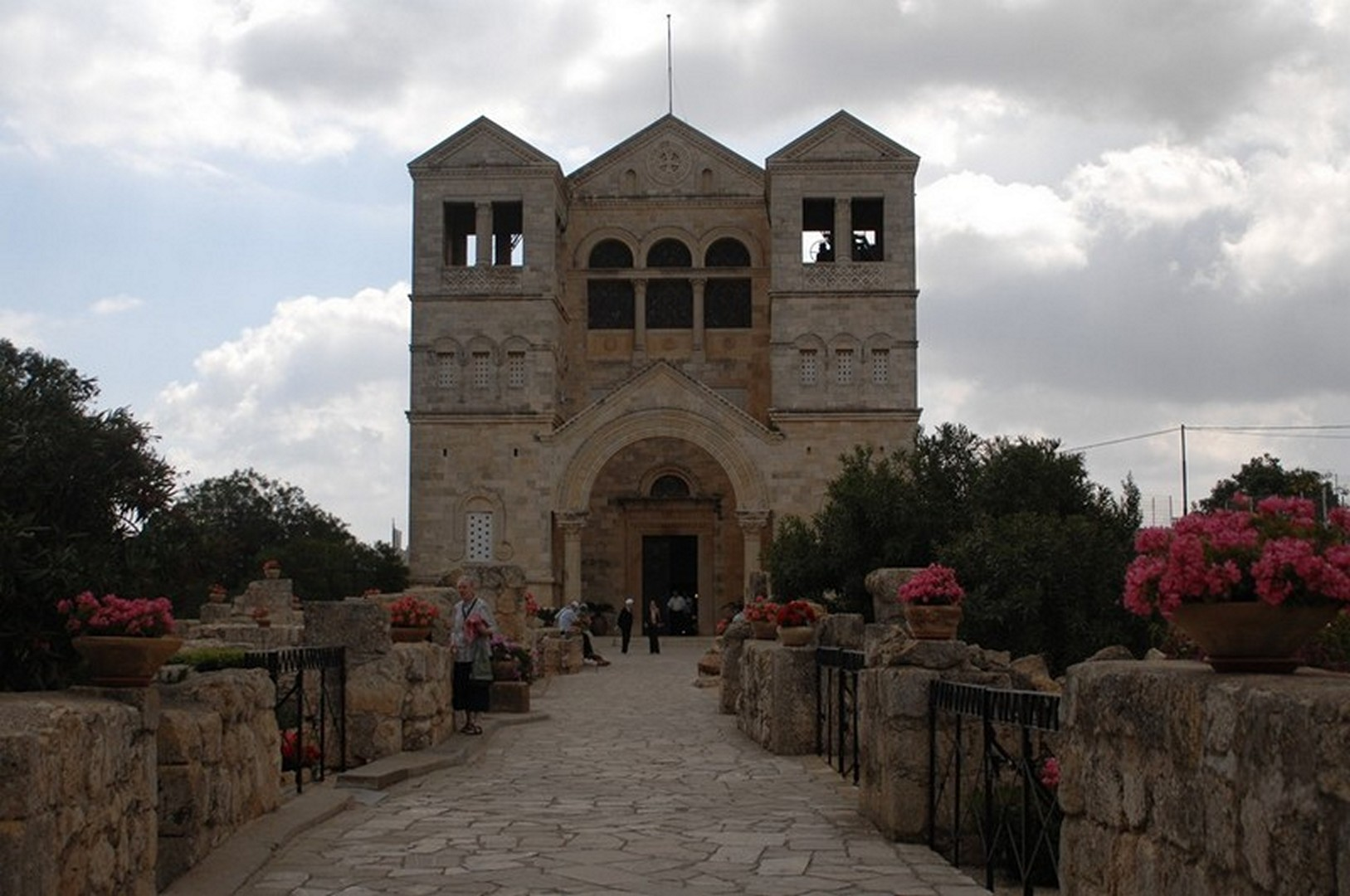 Anointing Oils to Jerusalem
