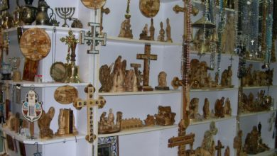 Photo of Olive Wood Gifts from the Holy Land