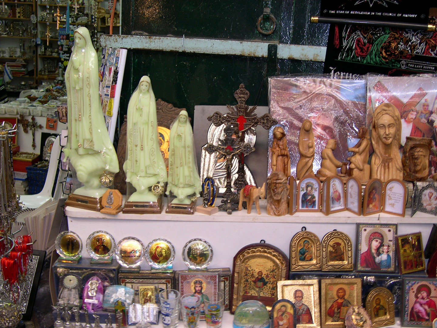 Christmas and Nativity Ornaments